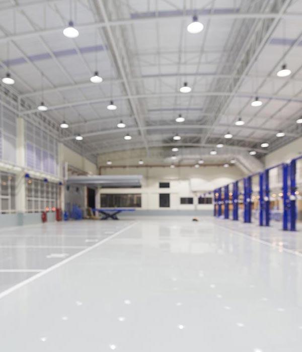 AJS Energie bâtiment industriel