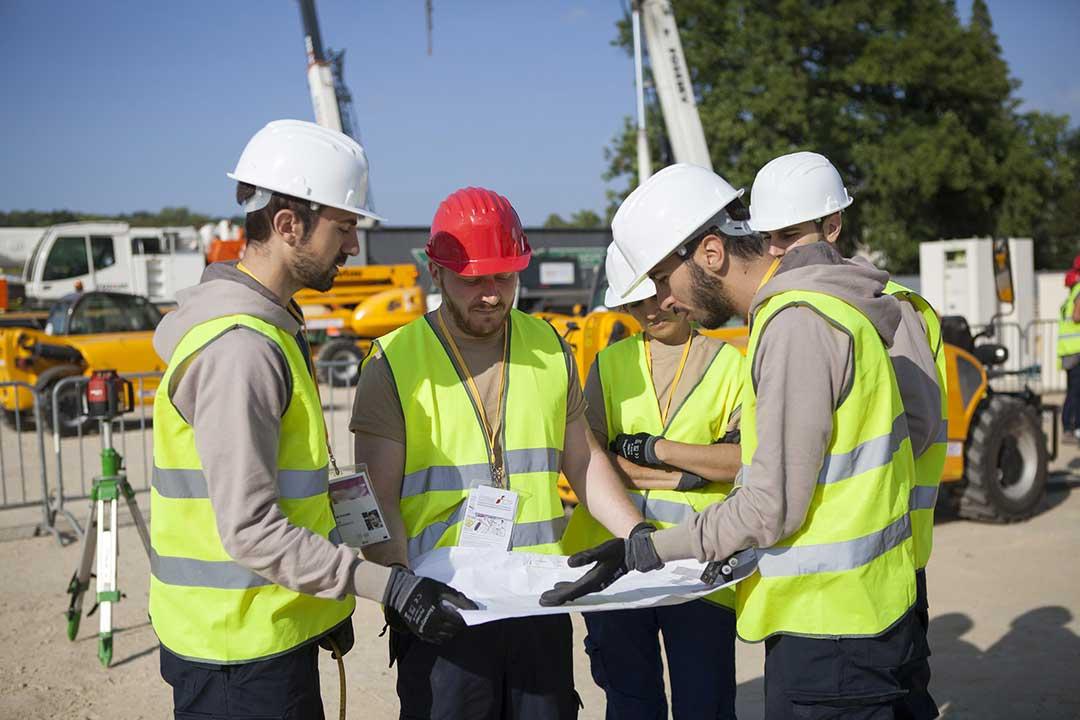 AJS Energie recrutement Chef d'équipe Electricité