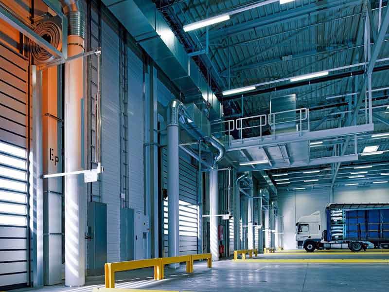 AJS Energie Climatisation et électricité industrielle à Toulouse pour domaine du Bâtiment industriel