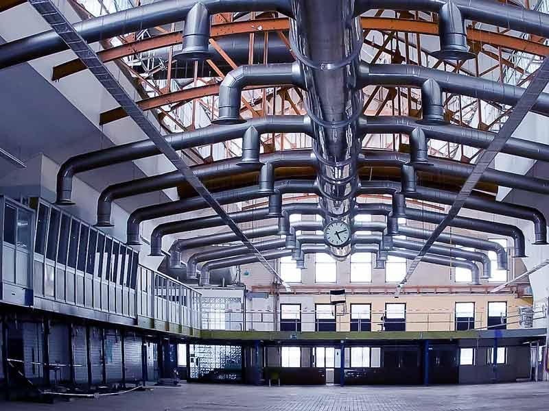 AJS Energie secteur du bâtiment industriel